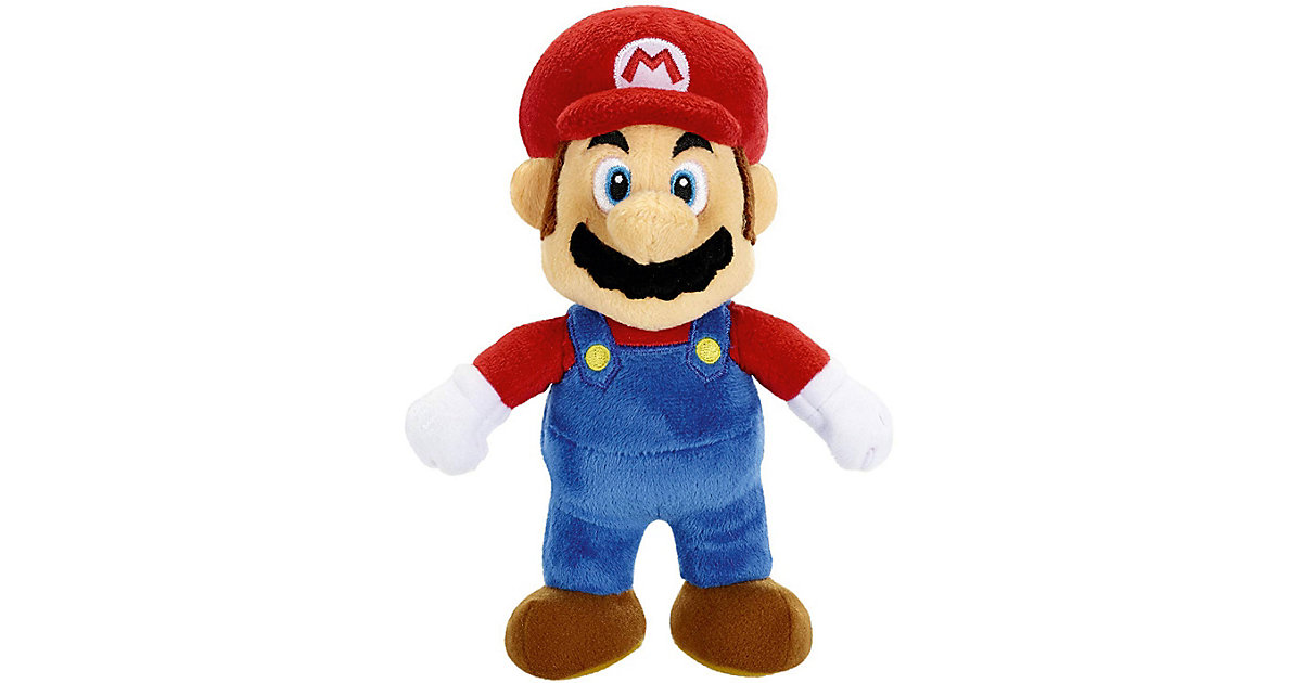 Mario Plüschfigur 20 cm   Kinderzimmer > Spielzeuge > Stofftiere
