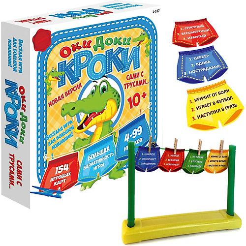 Настольная игра Play Land Оки доки Кроки от Play Land