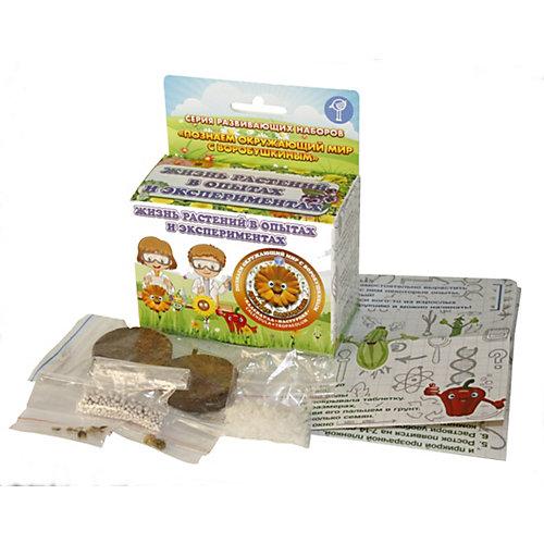 Набор для выращивания Воробышкин Чудо овощ от Воробышкин
