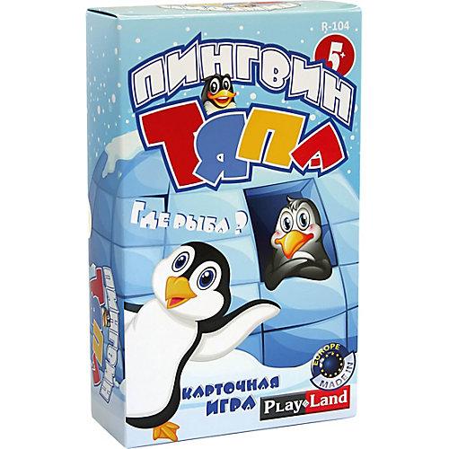 Настольная игра Play Land Пингвин Тяпа от Play Land
