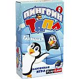 Настольная игра Play Land Пингвин Тяпа