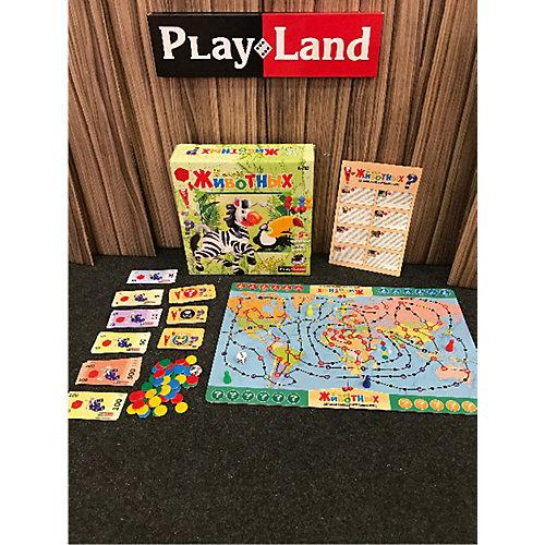 Настольная игра Play Land В мире животных от Play Land
