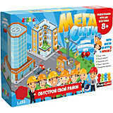 Настольная игра Play Land Мега Сити