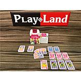 Настольная игра Play Land Безымянные зубастики