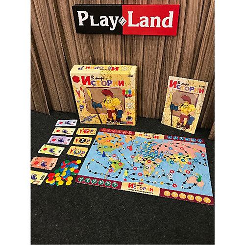 Настольная игра Play Land В мире истории от Play Land