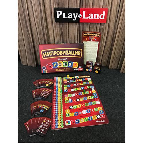 Настольная игра Play Land Импровизация: Мастер от Play Land