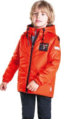Утепленная куртка BOOM by Orby - оранжевый