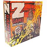 Настольная игра Dead Project: Z-игра, Еда и Смерть