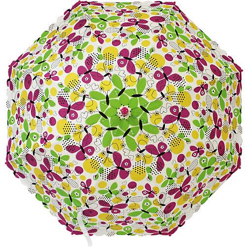 "Зонт Mary Poppins ""Летние бабочки"", 48 см от Mary Poppins"