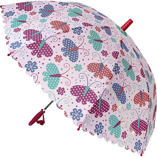 "Зонт Mary Poppins ""Весенние бабочки"" , 48 см от Mary Poppins"