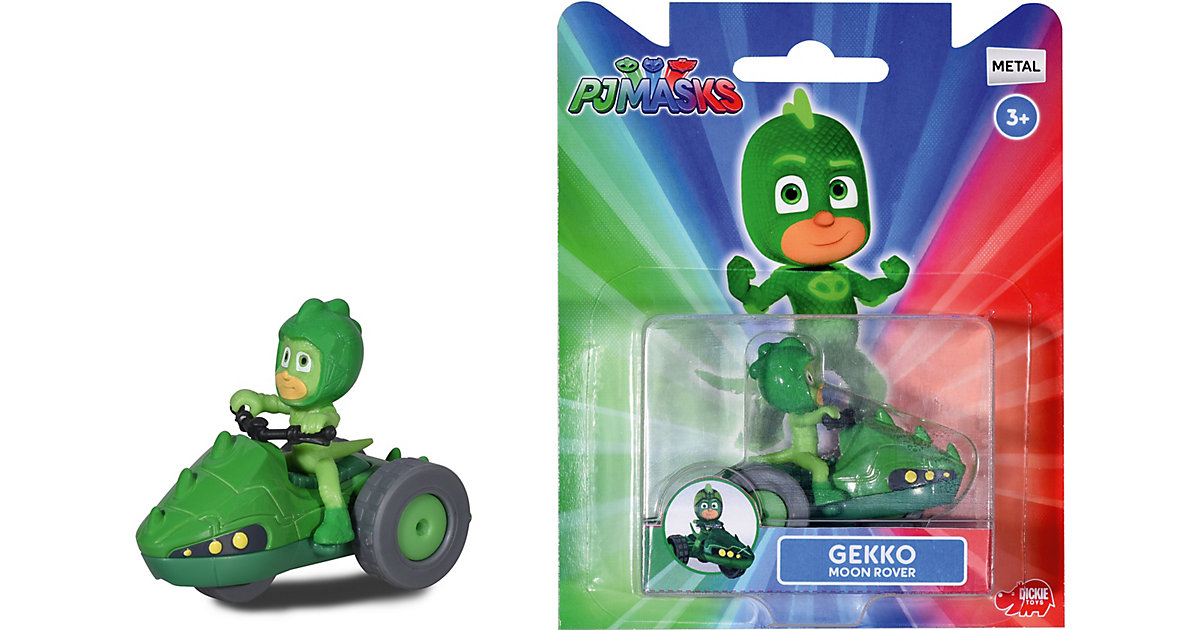 PJ Masks Single Pack Gekko Moon Rover