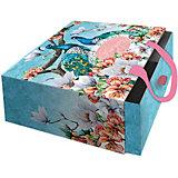 Подарочная коробка Феникс-презент Павлины