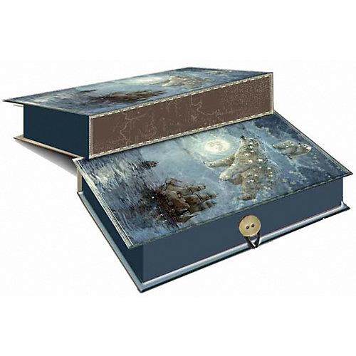 Коробка подарочная Феникс-презент Большая медведица, размер S от Феникс-Презент