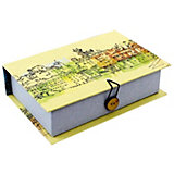 Коробка подарочная Феникс-презент Bassano Del Grappa, размер S