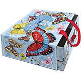 Подарочная коробка Феникс-презент Тропические бабочки