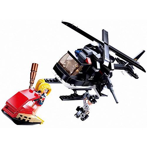 """Конструктор Sluban """"Полиция: Вертолёт спецназа"""", 221 деталь от Sluban"""