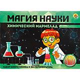 Набор для опытов Магия Науки Химический мармелад