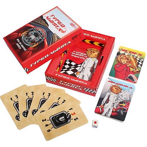 Настольная игра KonigGame Турбо львята от KonigGame