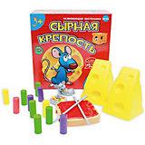 Настольная игра Рыжий кот Сырная крепость