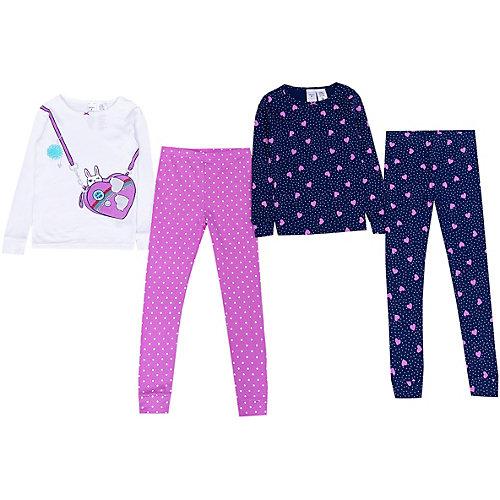 Пижама Carter's, 2 шт. - pink/blau от carter`s