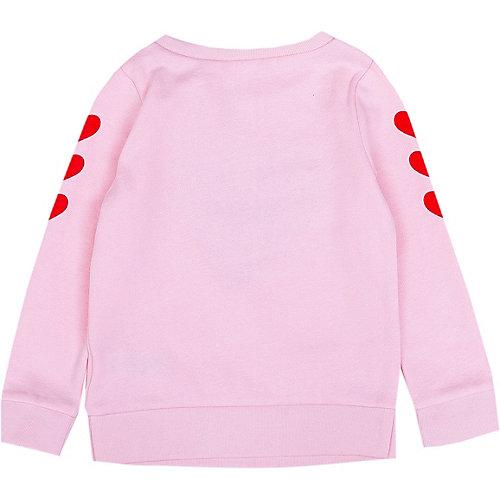 Свитшот Carter's - светло-розовый от carter`s