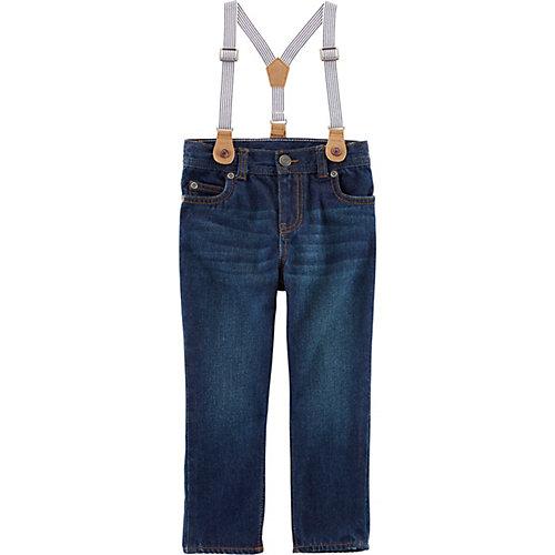 Джинсы Carter's - джинсовый от carter`s