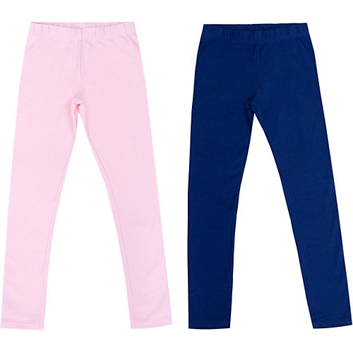 Леггинсы Carter's, 2 шт. - pink/blau от carter`s