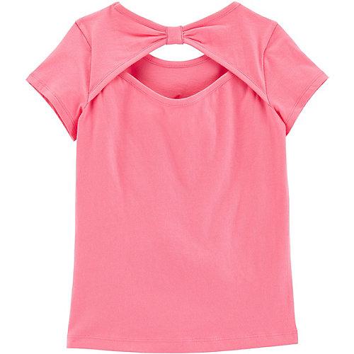 Футболка Сarter's - блекло-розовый от carter`s
