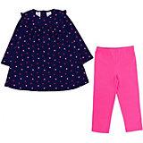 Комплект Carter's: платье и леггинсы