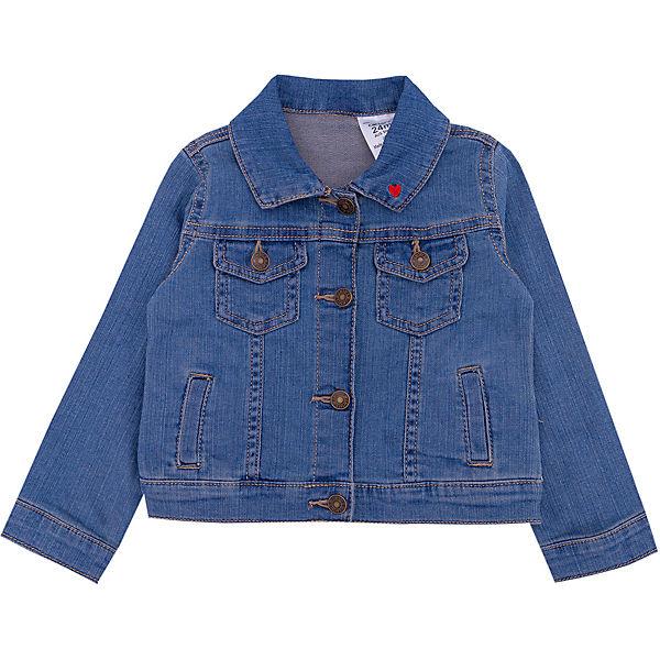 Куртка джинсовая carters для девочки