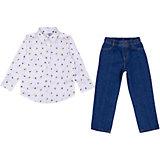 Комплект Carter's: рубашка и джинсы