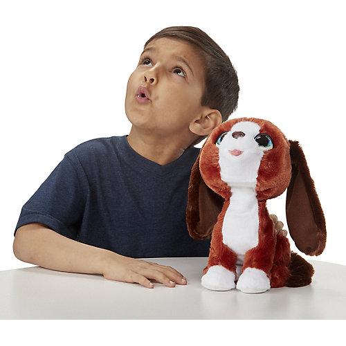 Интерактивная игрушка FurReal Friends Счастливый рыжик от Hasbro