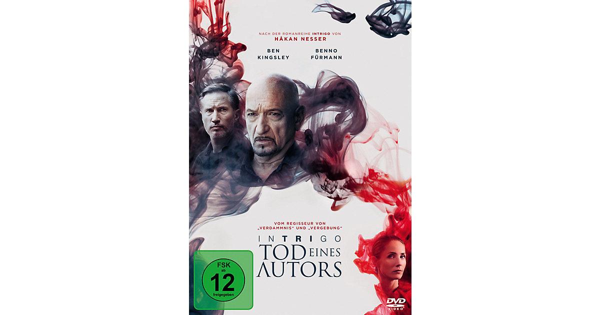 DVD Intrigo - Tod eines Autors Hörbuch