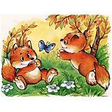 "Картина-мозаика Molly ""Два лисенка"""