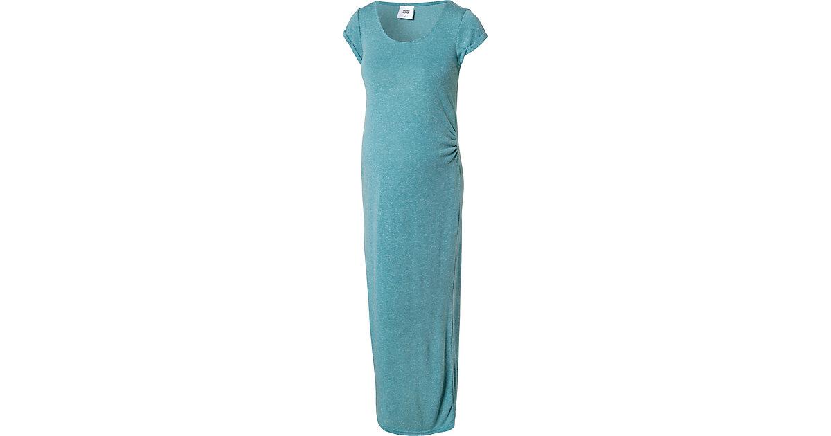 Umstandskleid MLNELLA blau Gr. 38 Damen Kinder