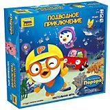 Настольная игра Zvezda «Пингвиненок Пороро. Подводное приключение»
