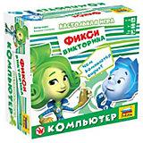 Настольная игра Zvezda «Фиксики викторина. Компьютер»