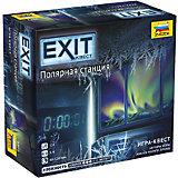 Настольная игра Zvezda «Exit Квест. Полярная станция»