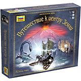 Настольная игра Zvezda «Путешествие к центру Земли»