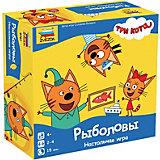 Настольная игра Zvezda «Три кота. Рыболовы»