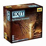 Настольная игра Zvezda «Exit Квест. Гробница фараона»