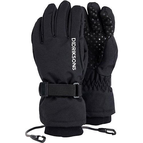 Перчатки Didriksons Biggles Five - черный от DIDRIKSONS1913