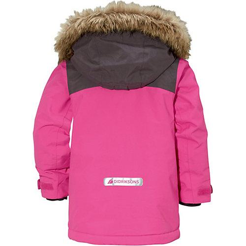 Утеплённая куртка Didriksons Kure - розовый от DIDRIKSONS1913