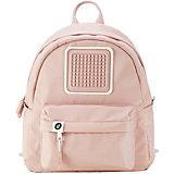 Рюкзак Upixel Funny Square S, светло-розовый