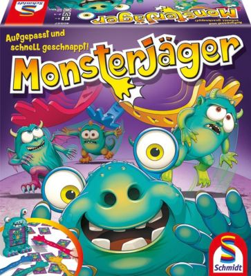 Monsterjäger, Schmidt Spiele