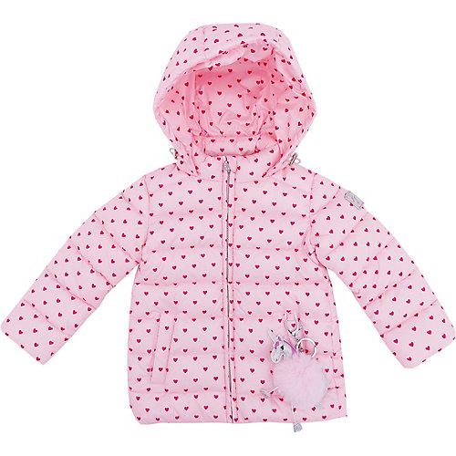 Демисезонная куртка Choupette - розовый от Choupette