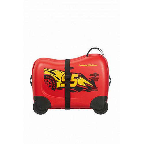Чемодан 4-х колесный Samsonite Dream Rider «Тачки» - разноцветный от Samsonite