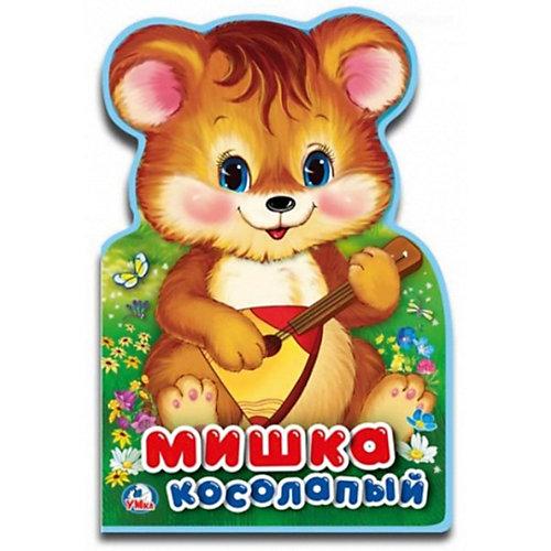 """Книжка """"Мишка косолапый"""" от Умка"""