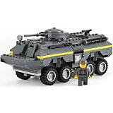 """Конструктор Wange """"Боевая машина пехоты"""", 384 детали"""