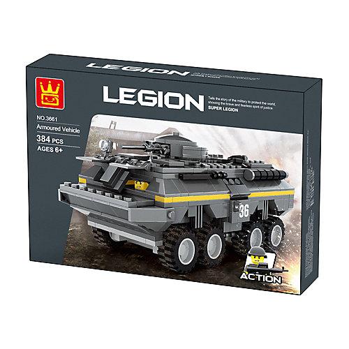 """Конструктор Wange """"Боевая машина пехоты"""", 384 детали от Wange"""
